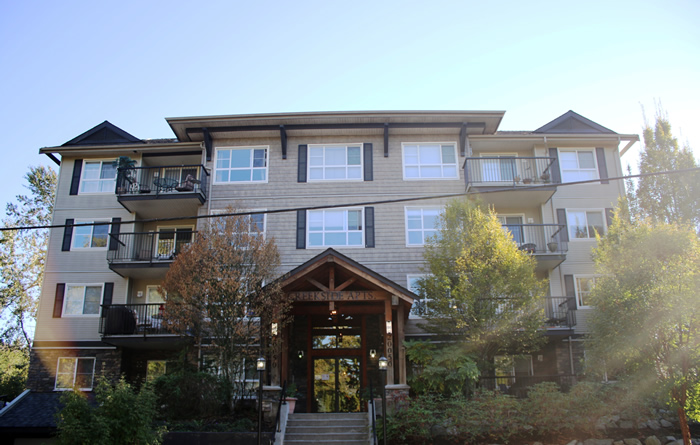 Creekside Apartments in Langley